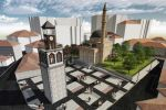 "Rikonstruktohet sheshi para xhamisë ""Iljaz Bej Mirahori"""
