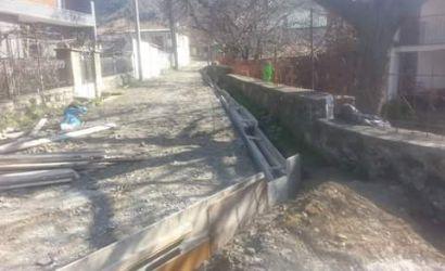 Punime intesive në fshatin Drenovë