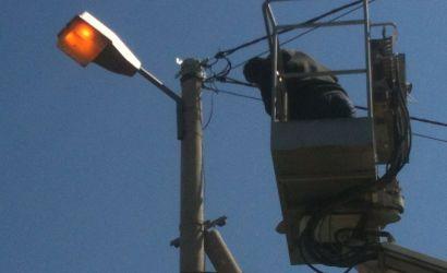 Përmirësimi i ndriçimit rrugor