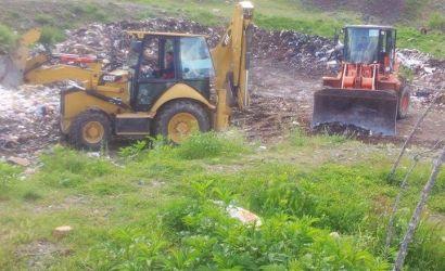Pastrimi i mbeturinave në njësinë administrative Drenovë