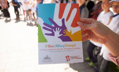 STOP Dhunës - Abuzimit - Shfrytëzimit - Neglizhimit të Fëmijëve!
