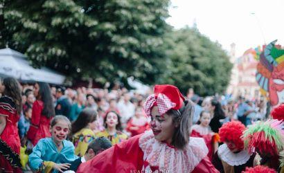 Festivali Ndërkombëtar i Karnavaleve 2016