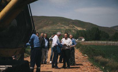 Shërbimet e kryera në fshatrat e njësive administrative  të Bashkisë Korçë