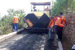 Vazhdon puna për ndërtimin e rrugës në fshatin Belorta