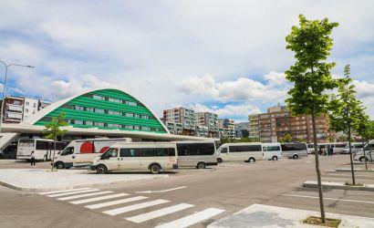 Terminali i ri i autobusëve