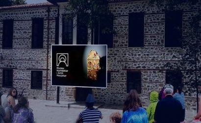 "Muzeu Kombëtar i Artit Mesjetar sjell ""Museum OUTDOOR"""