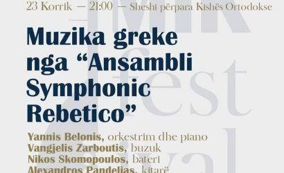 Ansambli Symphonic Rebetico