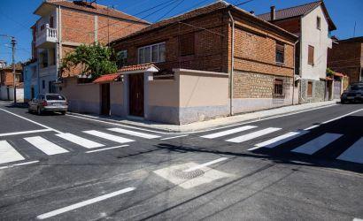 Asfaltimi i rrugëve në lagjen 5 dhe 13 të qytetit