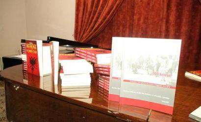 "Promovohet libri ""Himni Kombetar""i Vasil Toles ne Korce"