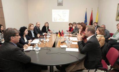 Korca, Kryeqyteti i investimeve gjermane ne Shqiperi