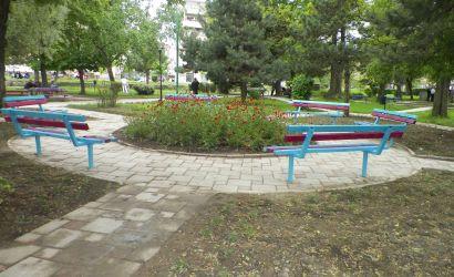 "Inagurohet Rikonstruksioni i Parkut ""Shen Maria"""