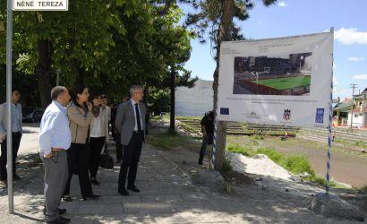 Fillon zbatimi i projektit tek Kendi Sportiv (Sporti i vogel)