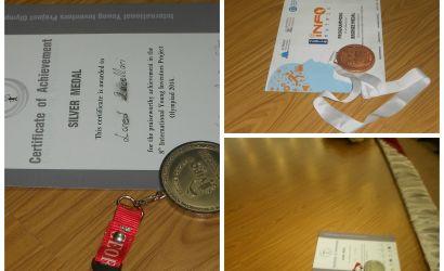 Medalje ne olimpiada per nxenesit e shkolles se Medresese