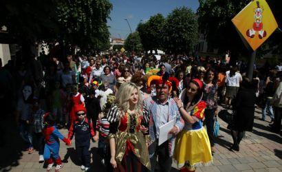 Karnavalet e Femijeve