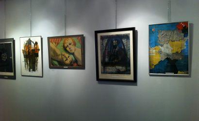 "Celet ne Korce ekspozita ""Ne jemi Europa-The drawings Ambassador"""