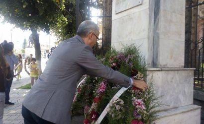 Perkujtohet sot 71 vjetori i demostrates paqesore Anti-fashiste