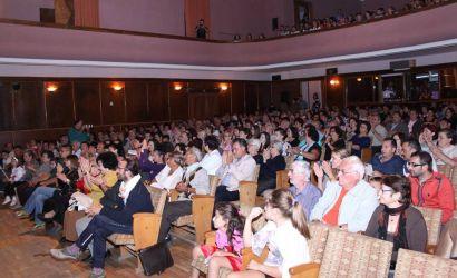 Festivali Mbarekombetar i Komedise ne Korce Nata III