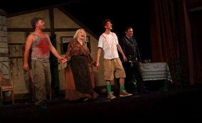 Festivali Mbarekombetar i Komedise ne Korce, Nata VI