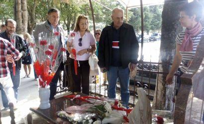 Homazhe ne kujtim te aktorit te madh Aleko Prodani