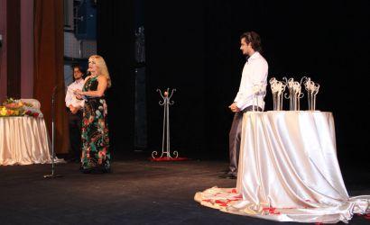 Mbremja gala e cmimeve ne Festivalin Mbarekombetar te Komedise