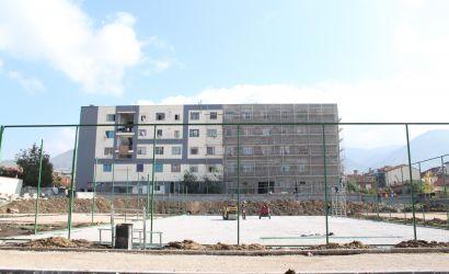 Një pamje tërësisht e re për ish konviktin e ndërtimit në Korçë