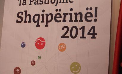 Ta pastrojmë Shqipërinë, 21 nëntor 2014