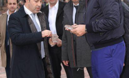 Kryeministri Rama inspekton projektet e mëdha të Korçës