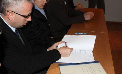 Nënshkruhet Memorandumi i Mirkuptimit për rivitalizimin e Pazarit Korçë